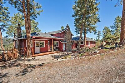Evergreen Single Family Home Active: 28176 Mariposa Road