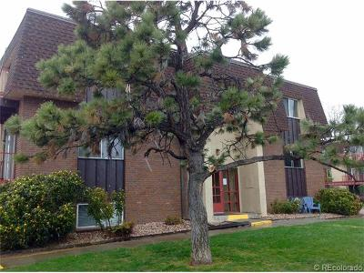 Condo/Townhouse Sold: 7755 East Quincy Avenue #302A6