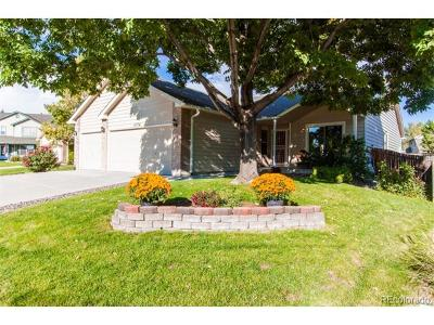 Westminster Single Family Home Active: 11374 Eaton Way