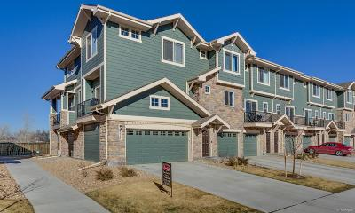 Thornton Condo/Townhouse Active: 4777 East 98th Place