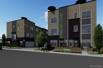 Condo/Townhouse Active: 4100 East Iliff Avenue #16