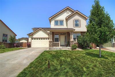 Thornton Single Family Home Active: 12535 Kearney Circle