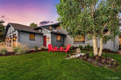 Denver Single Family Home Active: 9056 East Colorado Circle