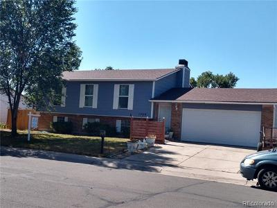 Thornton Single Family Home Active: 11038 Eudora Circle
