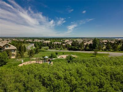 Castle Pines Village, Castle Pines Villages Residential Lots & Land Active: 6437 Holy Cross Court