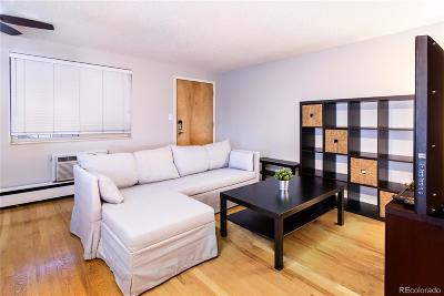 Denver Condo/Townhouse Under Contract: 148 South Emerson Street #305