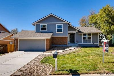 Single Family Home Active: 1961 South Pagosa Street