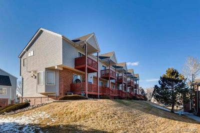 Thornton Condo/Townhouse Active: 4135 East 119th Place #C