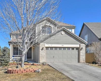 Superior Single Family Home Under Contract: 3112 Cimarron Place