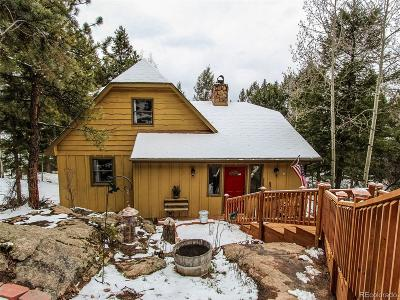 Conifer Single Family Home Active: 12042 Alvin Place
