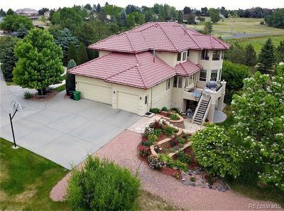 Arapahoe County Single Family Home Active: 21268 East Euclid Drive