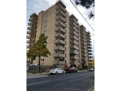 Denver Condo/Townhouse Active: 700 Washington Street #1002