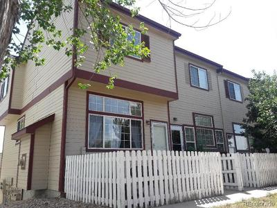 Thornton Condo/Townhouse Active: 8199 Welby Road #4108