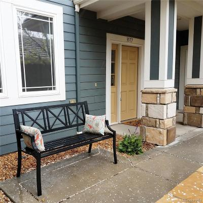 Broomfield Condo/Townhouse Under Contract: 3577 Molly Circle