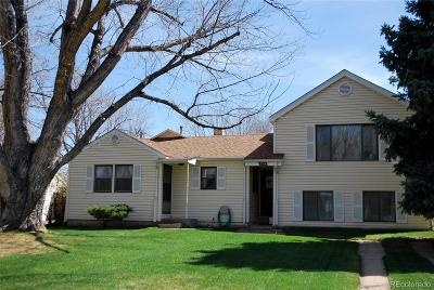 Englewood Single Family Home Active: 3318 South Corona Street
