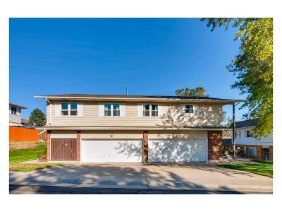 Thornton Condo/Townhouse Active: 9858 Appletree Place