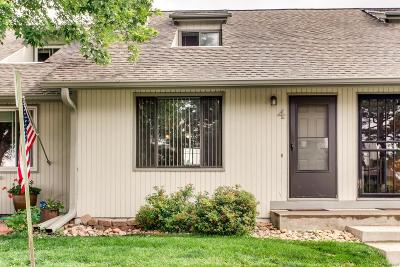 Lakewood Condo/Townhouse Active: 1254 South Reed Street #4
