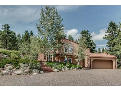 Evergreen Single Family Home Under Contract: 30194 Wild West Trail