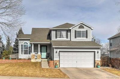 Broomfield Single Family Home Under Contract: 4961 Yates Court