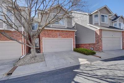 Littleton Condo/Townhouse Active: 8463 South Upham Way