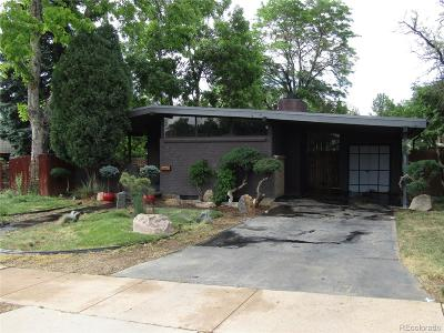 Centennial Single Family Home Under Contract: 4149 East Easter Avenue