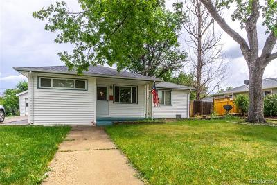 Single Family Home Active: 442 South Ingalls Street