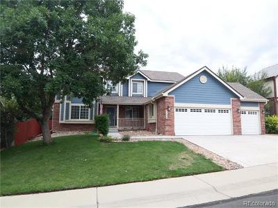 Broomfield Single Family Home Active: 1136 Larch Court