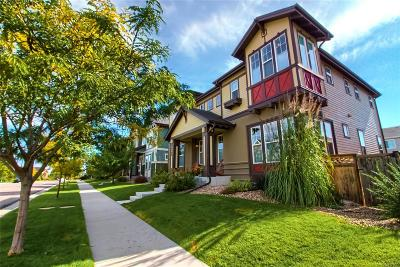 Denver Single Family Home Under Contract: 9466 East 4th Avenue