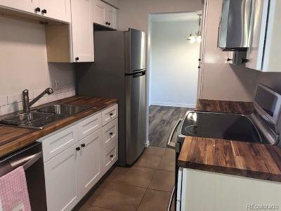Denver Condo/Townhouse Active: 4661 South Lowell Boulevard #C