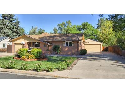 Wheat Ridge Single Family Home Active: 7873 West 46th Avenue