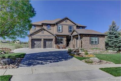 Broomfield Single Family Home Active: 5004 Silver Feather Way