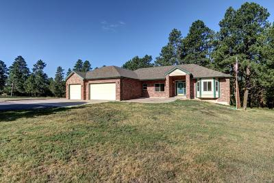 Franktown Single Family Home Active: 2275 South Evans Way