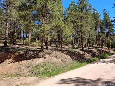 Jefferson County Residential Lots & Land Active: Shadow Mountain Drive