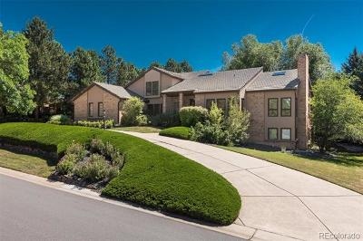 Greenwood Village CO Single Family Home Active: $1,420,000