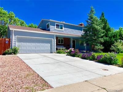 Arvada Single Family Home Active: 11105 Allendale Drive