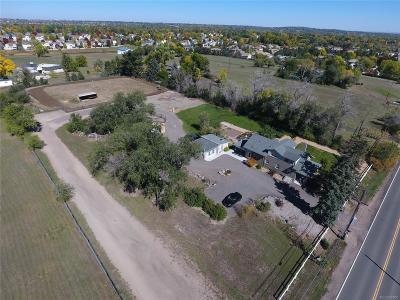 Arvada Single Family Home Under Contract: 13435 West 58th Avenue