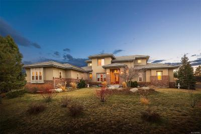 Castle Rock CO Single Family Home Active: $968,000
