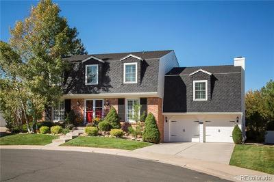 Highlands Ranch Single Family Home Active: 9071 Jimson Weed Way