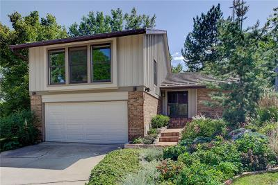 Boulder Single Family Home Active: 1664 Bear Mountain Drive