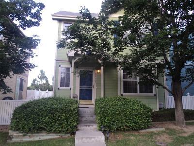 Aurora Single Family Home Active: 1532 South Buckley Way