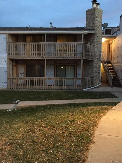 Aurora Condo/Townhouse Under Contract: 18001 East Kentucky Avenue #202