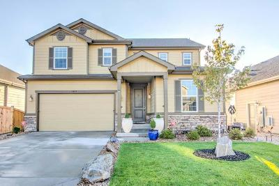 Castle Rock Single Family Home Under Contract: 3455 Belltop Court