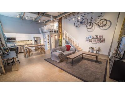 Condo/Townhouse Under Contract: 3377 Blake Street #115