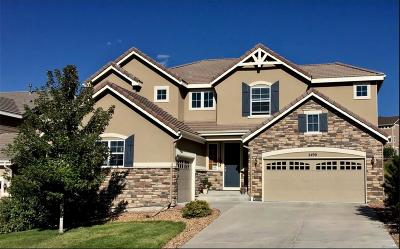 Castle Rock Single Family Home Under Contract: 2490 Trailblazer Way