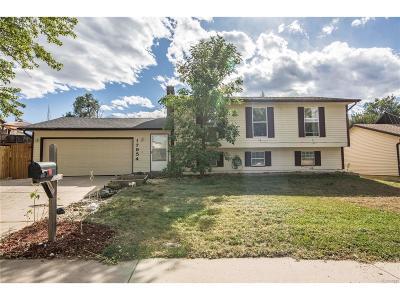 Aurora, Denver Single Family Home Active: 17954 East Iowa Drive
