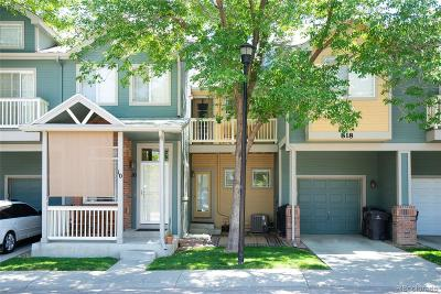 Longmont Condo/Townhouse Under Contract: 818 South Terry Street #B10