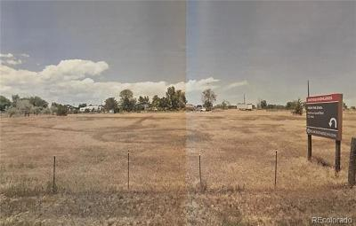 Broomfield Residential Lots & Land Active: 14465 Knox Court