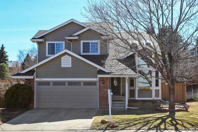 Northridge Single Family Home Active: 1380 Knollwood Way