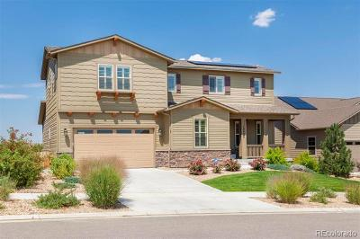 Arvada Single Family Home Active: 15739 West 95th Place