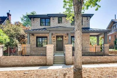 Denver Single Family Home Active: 673 South Gaylord Street